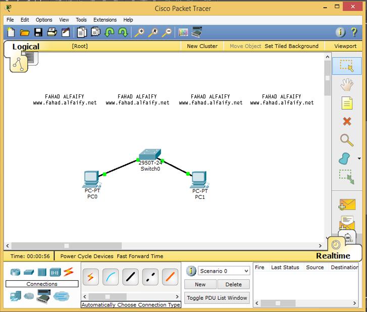 تحميل برنامج cisco packet tracer 6.0 1