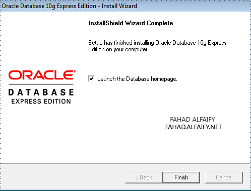 gratuitement oracle database 10g express edition